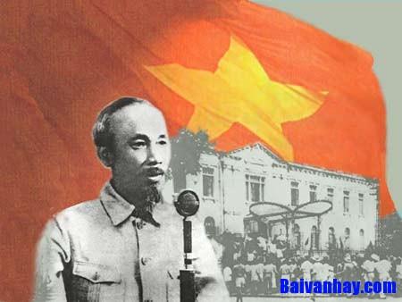 phan tich bai tuyen ngon doc lap - Phân tích giá trị lịch sử và chất chính luận trong Tuyên ngôn độc lập của Hồ Chí Minh