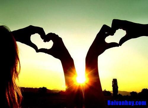 """tinh yeu la say me - Suy nghĩ về câu nói """"Tình yêu là niềm say mê làm cho người khác hạnh phúc"""""""