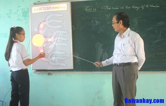 ton su trong dao - Nghị luận về truyền thống tôn sư trọng đạo của dân tộc Việt Nam