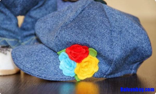 Tả chiếc mũ vải của em