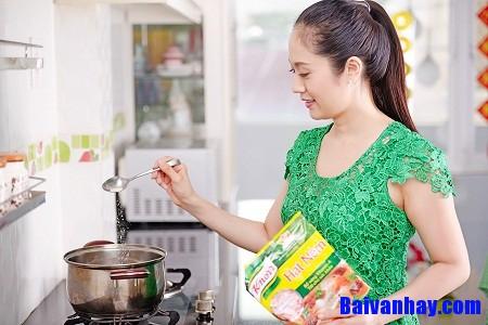 ta me dang nau com - Tả mẹ em đang nấu cơm