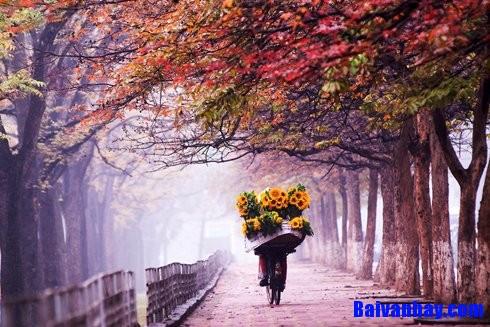 Tả cảnh mùa thu