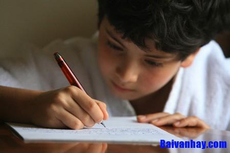 viet thu lam quen ban - Viết một bức thư cho bạn để làm quen và hẹn bạn cùng thi đua học tập