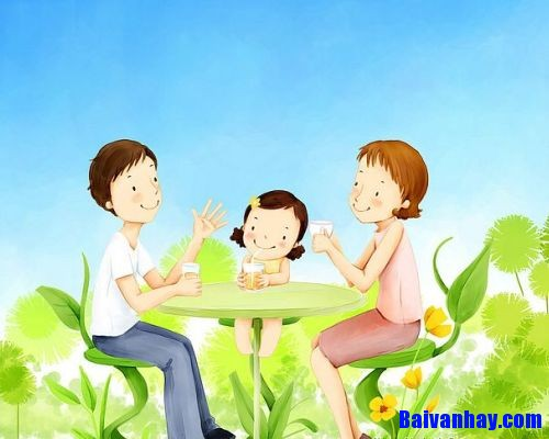 Thuật lại chuyện em phạm lỗi với cha mẹ và sự ăn năn hối hận của mình