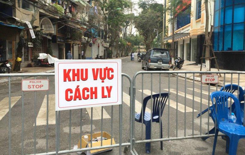 gan cach xa hoi ngua covid - Chứng minh rằng: Giãn cách xã hội là một trong những biện pháp giúp Việt Nam đẩy lùi đại dịch Covid 19