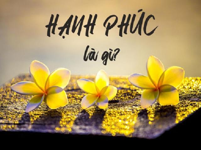 hanh phuc la gi hanh phuc co thuc su - Suy nghĩ về ý kiến Mỗi người đều có quyền lựa chọn cách sống của mình miễn là hạnh phúc
